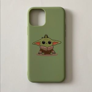 Star Wars Baby Yoda iPhone 11 Pro phone case